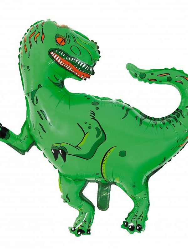 BALLON dinosaure tyrex fete anniversaire crealoca