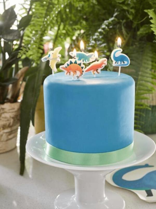 bougie dinosaure anniversaire crealoca