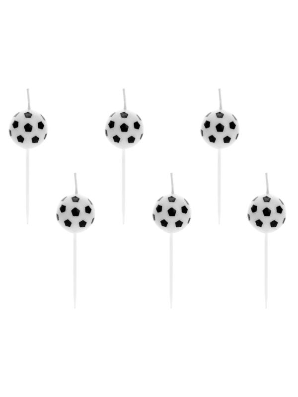 bougies ballon de football