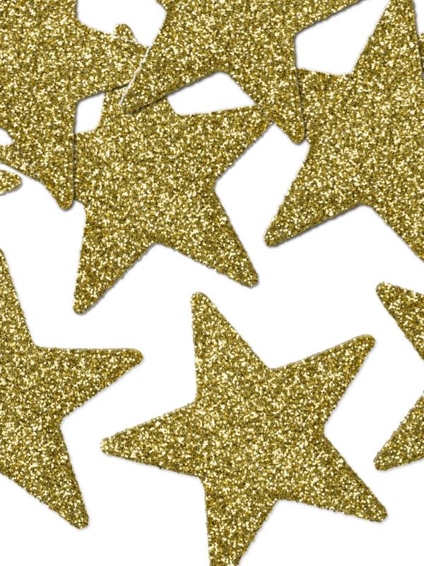 confetti étoile scintillante crealoca fete