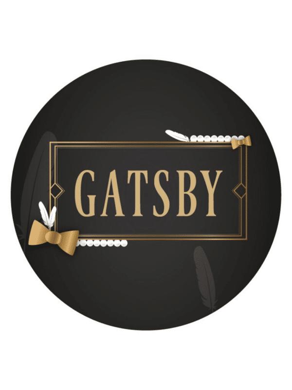décoration de fête gatsby anniversaire soirée