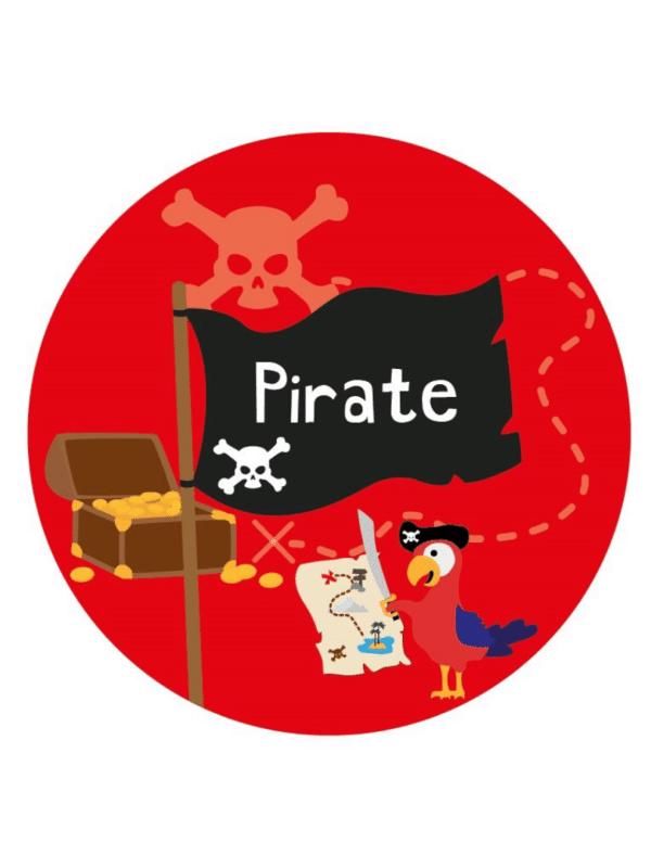 Décoration anniversaire fête garçon pirate