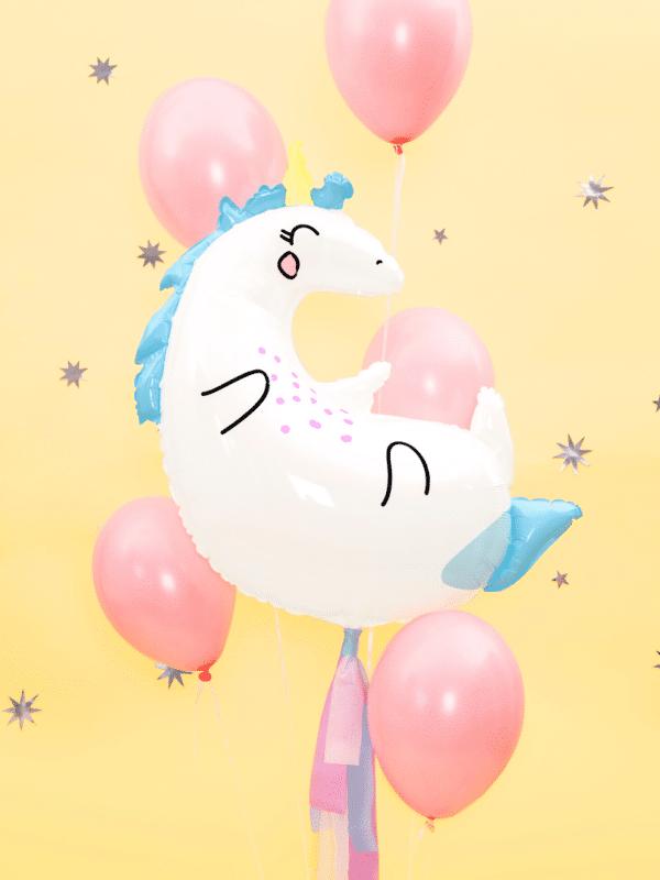 ballon licorne