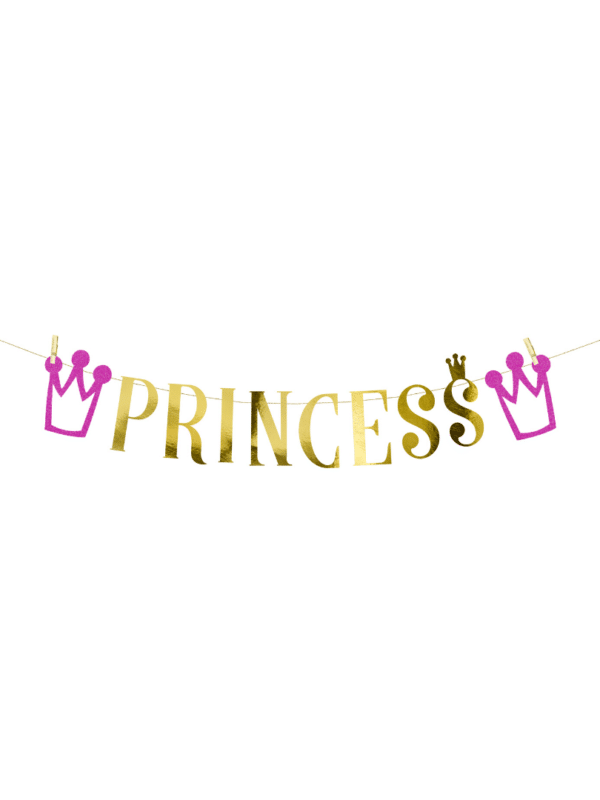 guirlande princesse