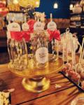bouteille en verre personnalisée