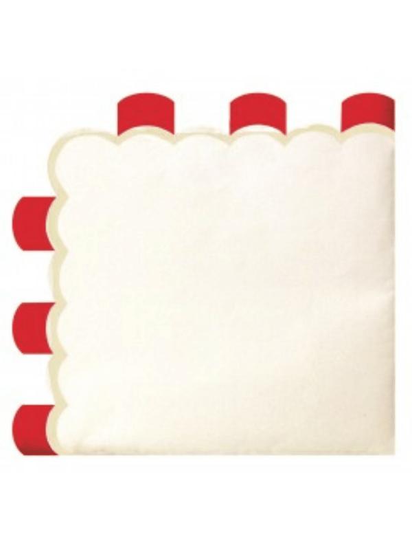 serviettes cirque