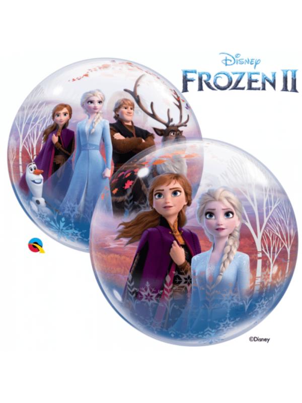 ballon reine des neiges 2