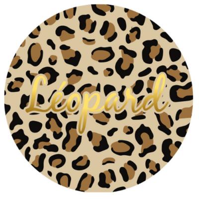 Décoration tendance fête et anniversaire léopard