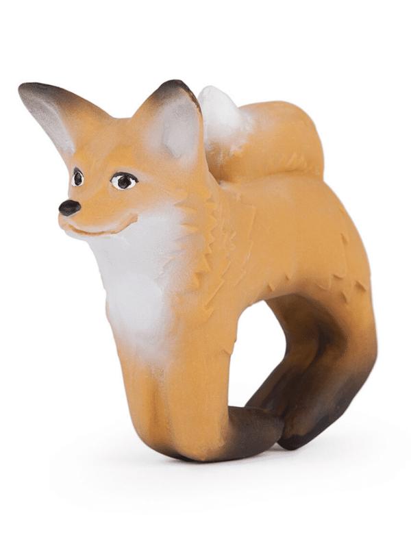 bracelet de dentition fox le renard 100% caoutchouc naturel
