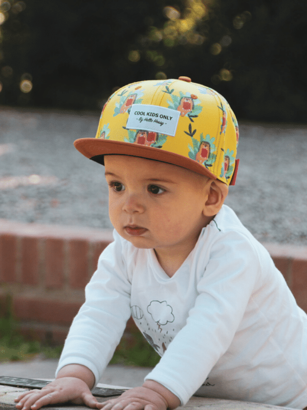 casquette enfant safari hello hossy