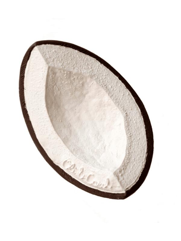 coco la noix de coco jouet de dentition oli&carol