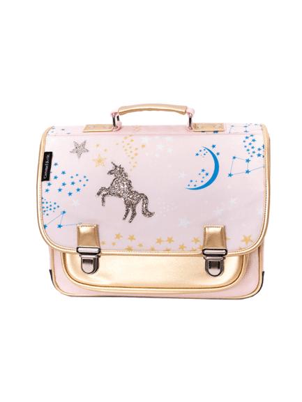 cartable constellation caramel & cie licorne fille cp ce1
