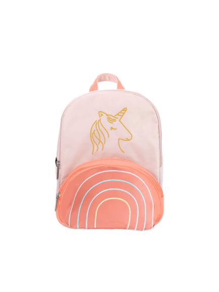 Petit sac à dos licorne caramel & cie maternelle fille
