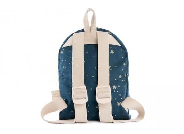 sac a dos creche too cool nobodinoz gold stella bleu night 2 3 ans