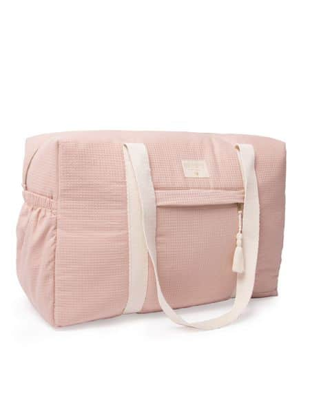 sac de maternité opera misty pink nobodinozrose