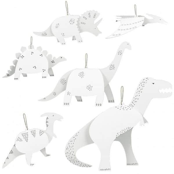 kit loisir créatif pirouette cacahouète éco responsable dinosaure made in france