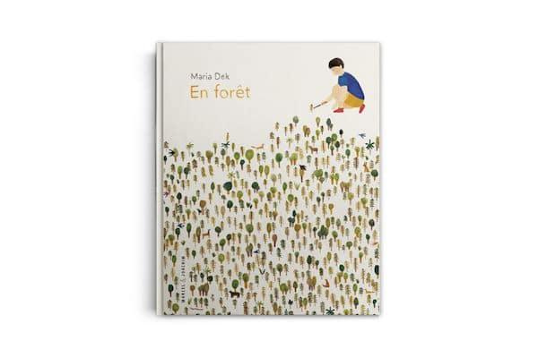 Livre En forêt Marcel & Joachim x 1 cadeau ludique enfant