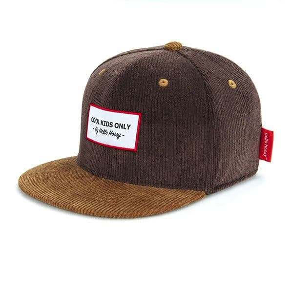 Casquette sweet brownie Hello hossy automne