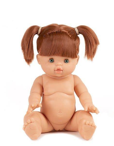 Poupée petite fille Gabrielle - Minikane cadeau de noel fille tendance 2 3 ans