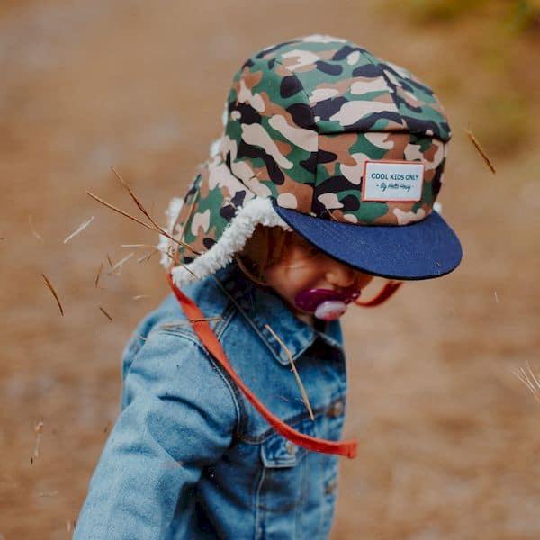 Casquette Urban Moumoute -Hello Hossy casquette hiver bonnet tendance enfant