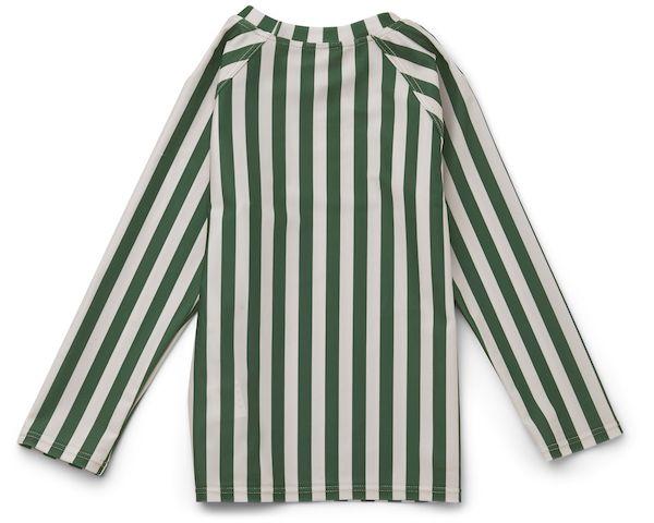 Tee-shirt anti UV Noah - Garden Green / Sandy - 9/12 Mois - Liewood