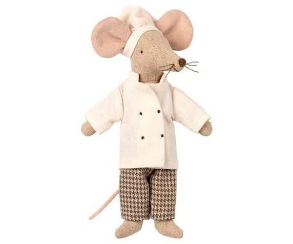 Souris Chef cuisinier - Maileg