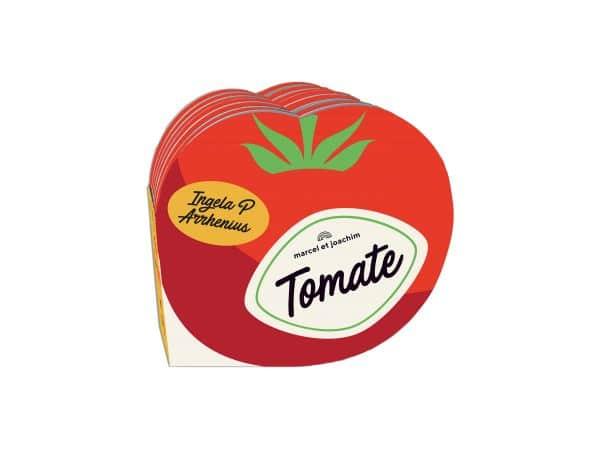Livre La tomate - Marcel & Joachim livre tout petit éducatif