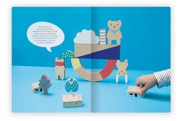 Livre Une belle journée - Marcel & Joachim livre 2 ans idée cadeau éducatif