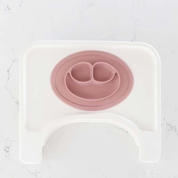 mini mat ezpz assiette antidérapante silicone premier repas cadeau de naissance bébé enfant
