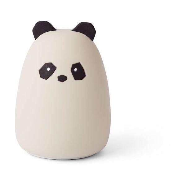 veilleuse winston panda cadeau naissance enfant bébé liewood silicone