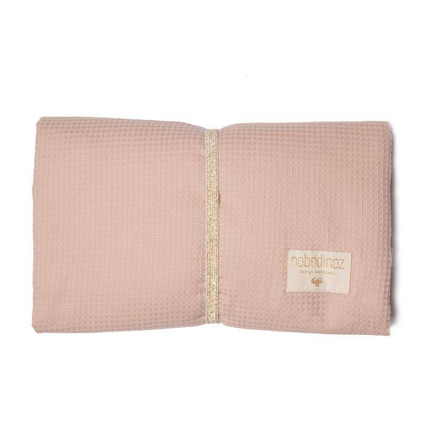 Tapis à langer Mozart 68x50 - Dream Pink - Nobodinoz nomade opera