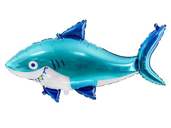 ballon requin hélium sous la mer décoration fête anniversaire
