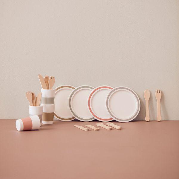 Dinette en bois Bistro - Kid's Concept