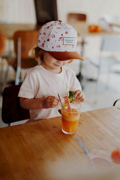 Casquette enfant Vintage Flowers - 2-5 ans - Hello Hossy casquette fille tendance