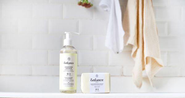 Shampoing Douceur 0-3 ans 200ml - Enfance Paris