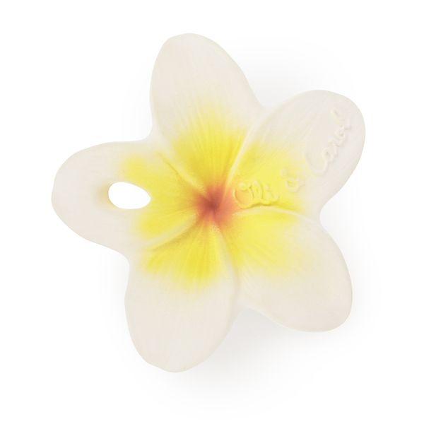 Mini jouet de dentition chewy - Hawai la fleur - Oli & Carol