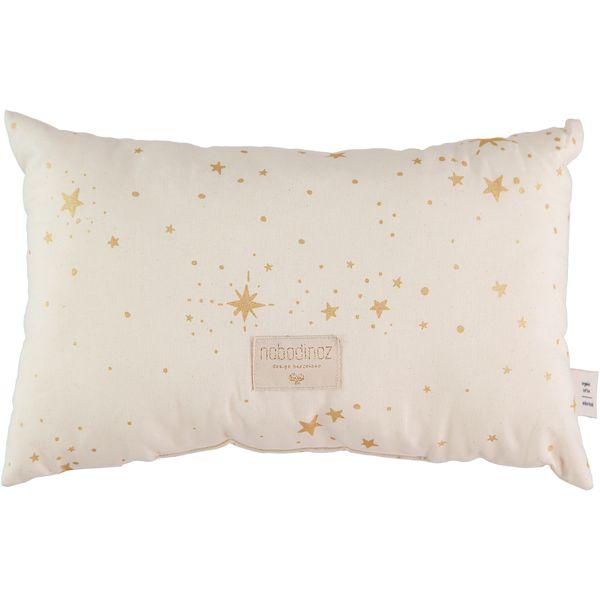 Petit coussin Laurel - Gold Stella / Natural - Nobodinoz