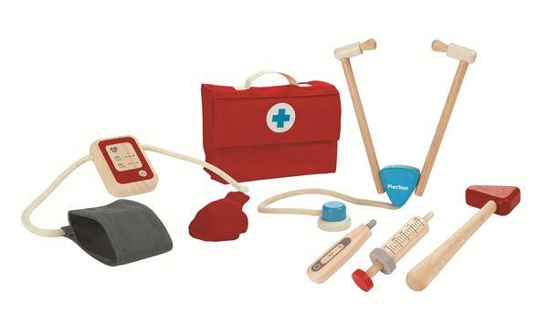 Ma valise de docteur - Plan Toys