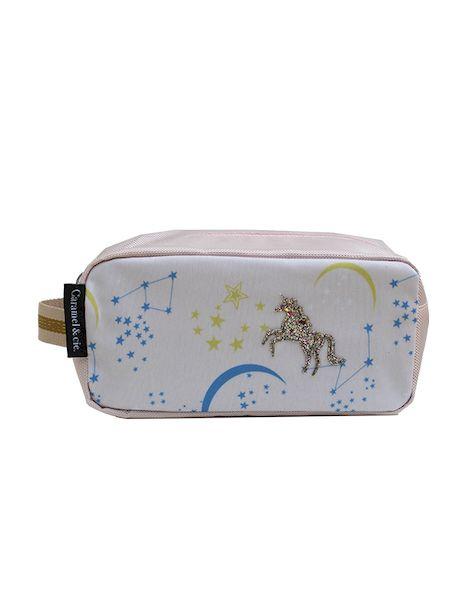 Trousse de toilette constellation - Caramel & cie