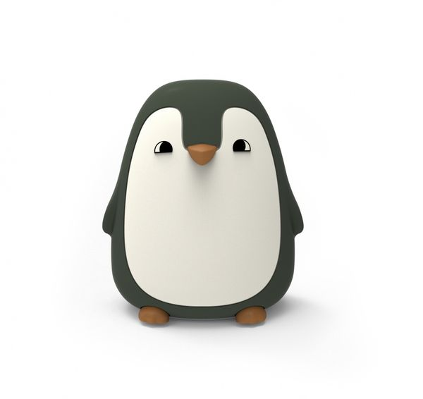 Veilleuse Ditlev - Penguin Hunter green - Liewood