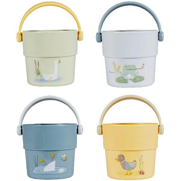 Lot de 4 gobelets de bain Little Goose - Little Dutch