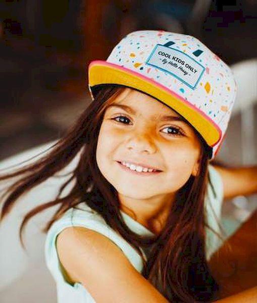 Casquette enfant Terrazzo - 3-6 ans - Hello Hossy