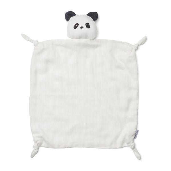 Doudou Lange Agnete Panda Creme de la creme - Liewood
