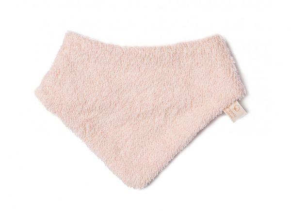 Bandana Nouveau-né So cute Pink Nobodinoz extra doux cadeau de naissance