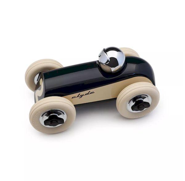 Voiture Clyde Bleu nuit Playforever voiture miniature idée cadeau