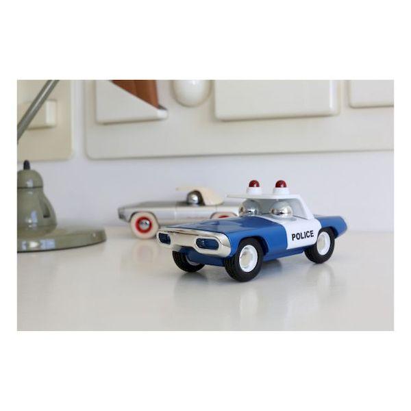 Voiture Maverick Police Française Playforever voiture miniature idée cadeau