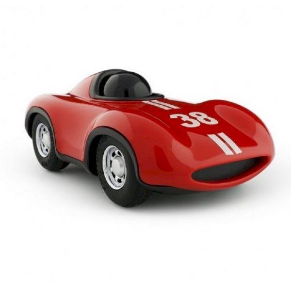 Voiture Speedy Le Mans Rouge Playforever voiture miniature idée cadeau