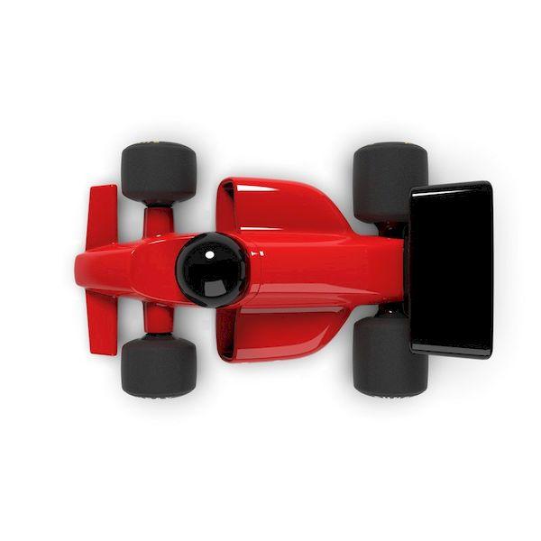 Voiture Verve Turbo Laser Rouge Playforever voiture miniature idée cadeau