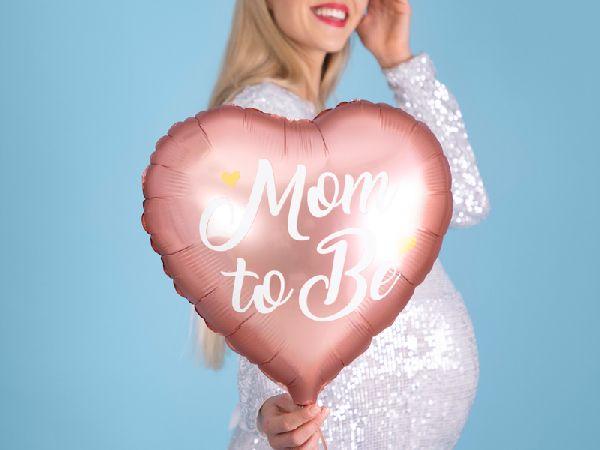 Ballon Mom to be