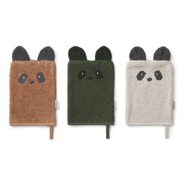 Set de gants sylvester panda